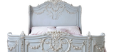 Antionette Bedroom Set, Bone China Blue