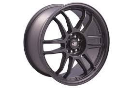 Rota Wheels Roku 1895 5x100/114.3 38 73 Flat Black