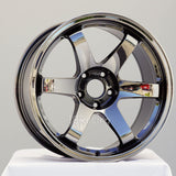 Rota Wheels Grid 1895 5x114.3 20 73 Titanium Chrome