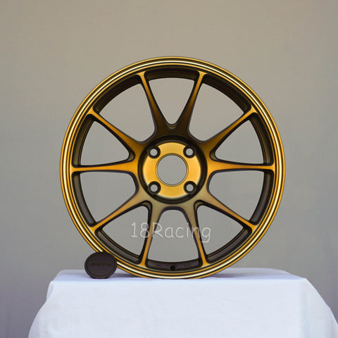 Rota Wheels Titan 1775 4x108 40 73 Full Royal Sport Bronze