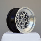 Rota Wheels Aleica 1580 4x114.3 0 73 Hyper silver with Polish Lip