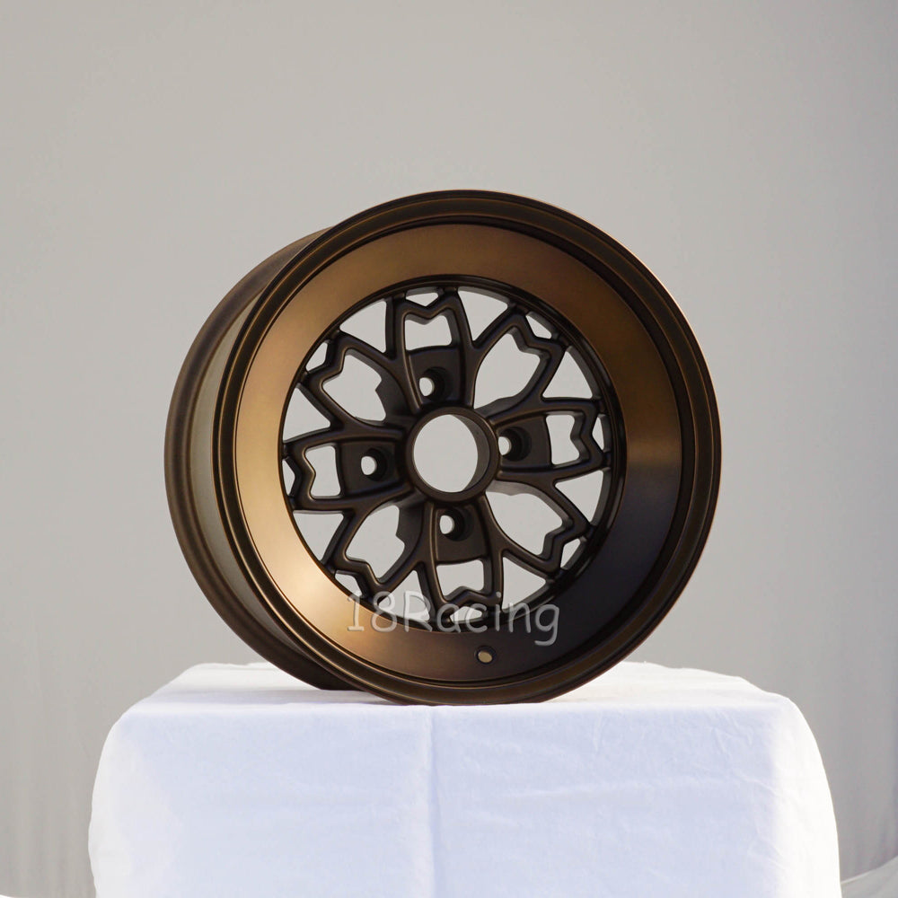 Rota Wheels Aleica  1590 4X114.3 -15 73 Speed Bronze