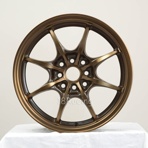 Rota Wheels Circuit 8 1670 8X100/114.3 40 73 Full Royal Sport Bronze