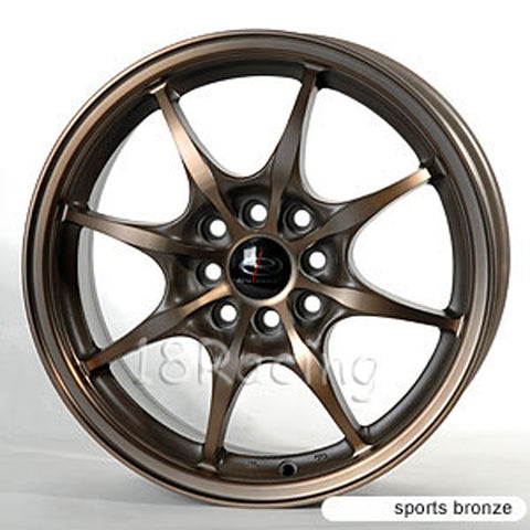 Rota Wheels Circuit 8 1565 8X100 38 67.1 Full Royal Sport Bronze