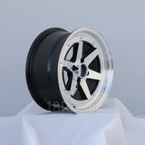 Rota Wheels CK Racing 1570 4X100 35 67.1 Full Polish Black