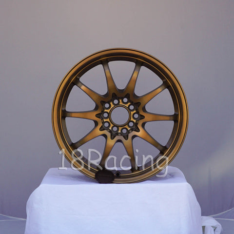 Rota Wheels DPT 1780 5x100/114.3 48 73 Full Royal Sport Bronze