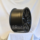 Rota Wheels DPT 1895 5x100/114.3 44 73 Flat Black