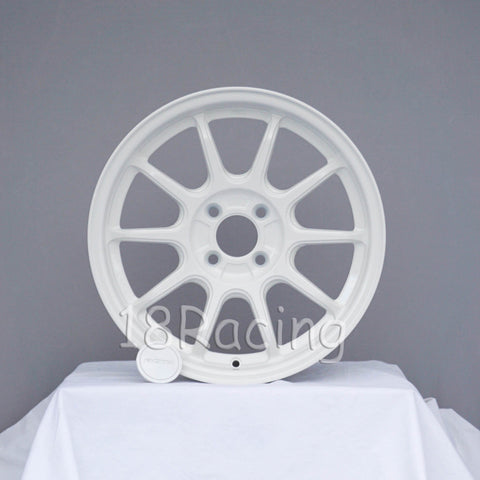 Rota Wheels F500 1670 4X100 40 67.1 White 12.6 LBS