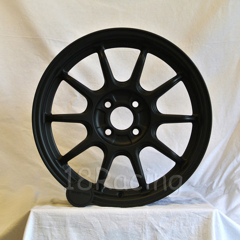 Rota Wheels F500 1670 4X98 35 58.1 Flat black 12.6 LBS