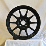 Rota Wheels F500 1670 4X100 40 67.1 Flat Black 12.6 LBS