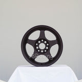 FLOW FORM  Rota Wheels Slipstream 1570 5X114.3 40 73 Flat Black  11.5 Lbs