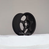 FLOW FORM  Rota Wheels Slipstream 1560 4X100 35 67.1  Flat Black  10.78 Lbs