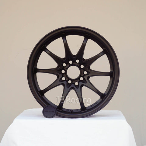Rota Wheels Fighter 10 1670 5X100/114.3 40 73 Flat Black