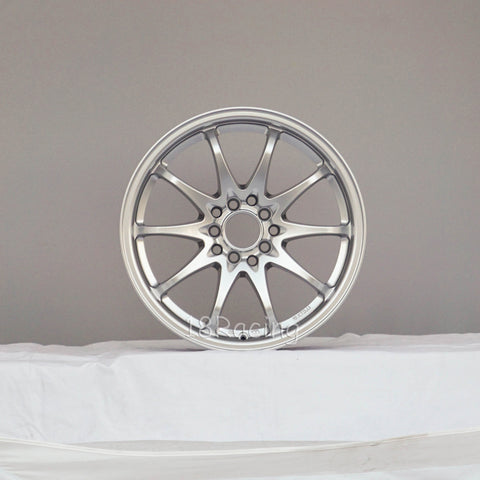 Rota Wheels Fighter 10 1670 5X100/114.3 40 73 Hypersilver