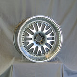 Rota Wheels Flush 1895 5X100 38 73 Full Polish Silver