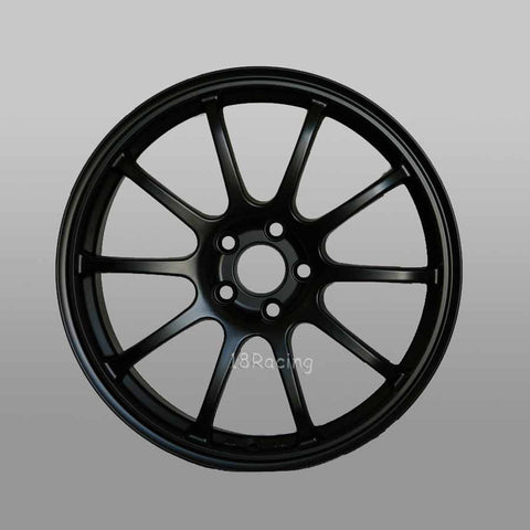 Rota Wheels G Force 1780 5x100 48 56.1 Flat Black