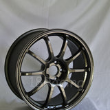 Rota Wheels G Force 1890 5x114.3 25 73 Gunmetal