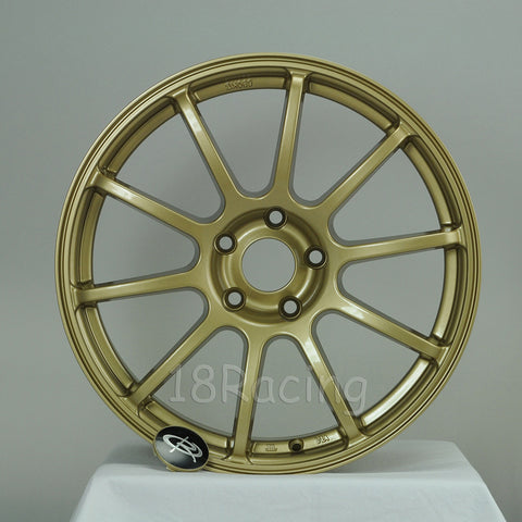 Rota Wheels G Force 1775 5x100 48 56.1 Gold