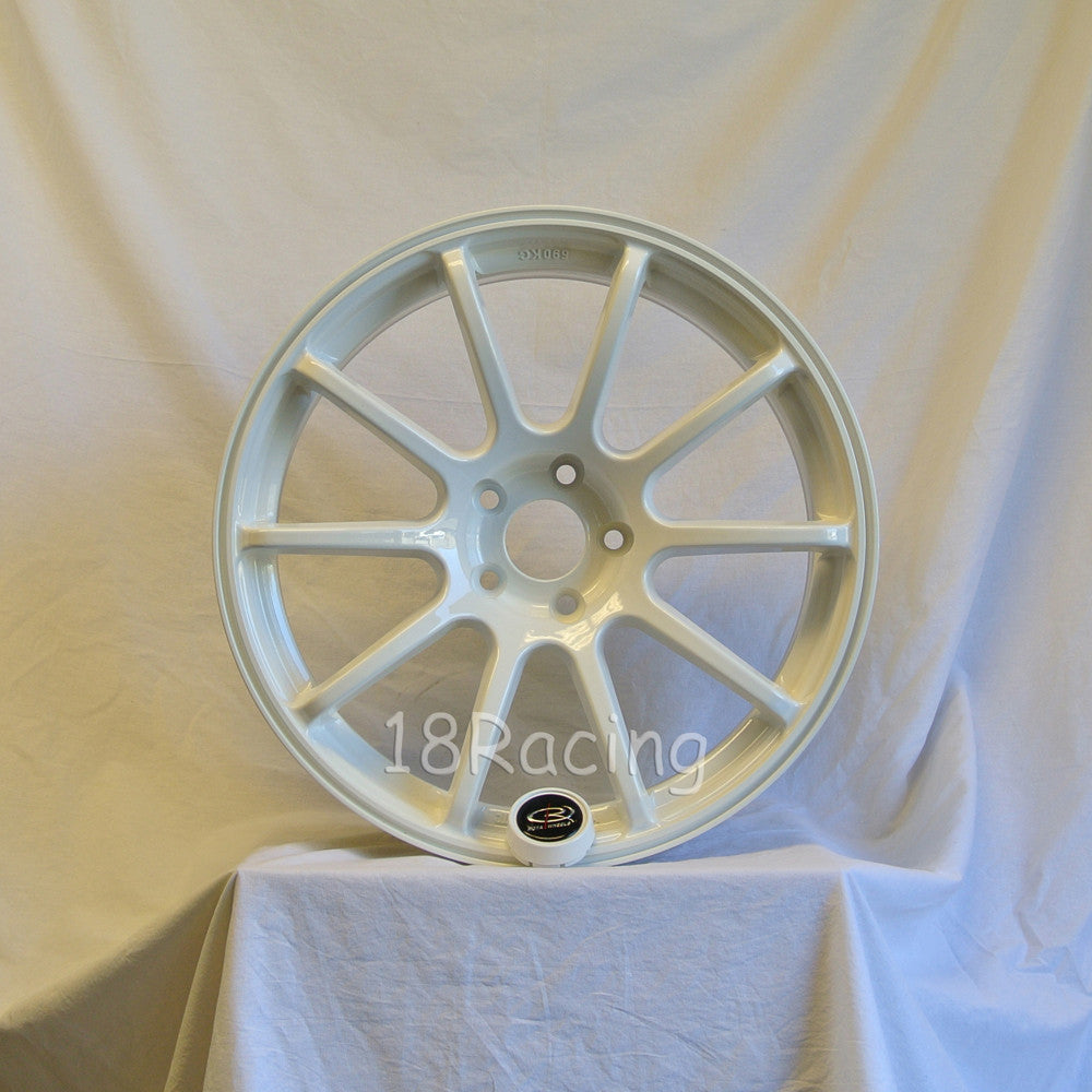 Rota Wheels G Force 1890 5x114.3 30 73 White