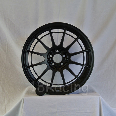 Rota Wheels GKR 1895 5X100 38 73 Flat Black