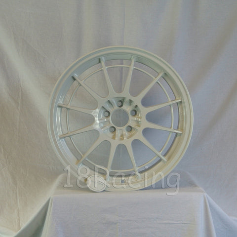 Rota Wheels GKR 1895 5X100 38 73 White