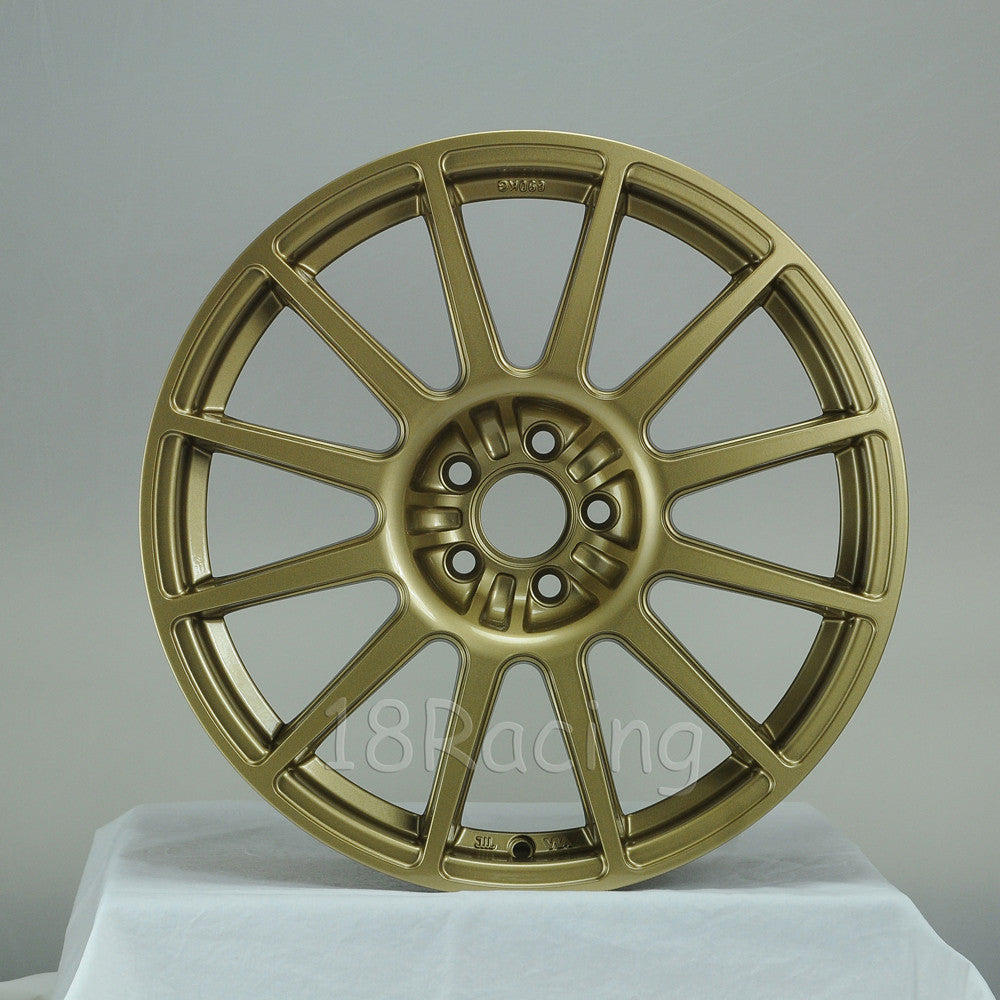 Rota Wheels Gravel 1885 5X100 48 56.1 Gold