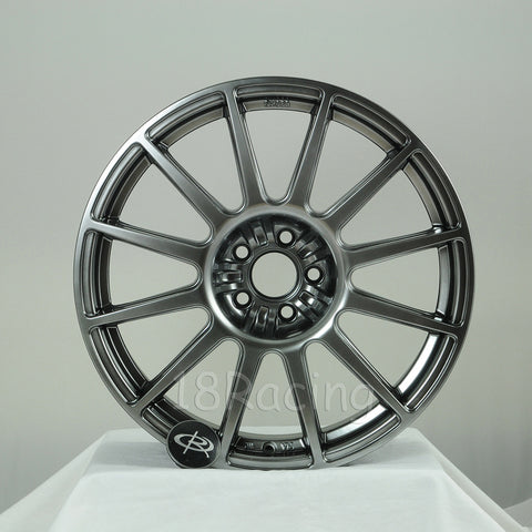 Rota Wheels Gravel 1880 5X100 48 56.1 Hyperblack