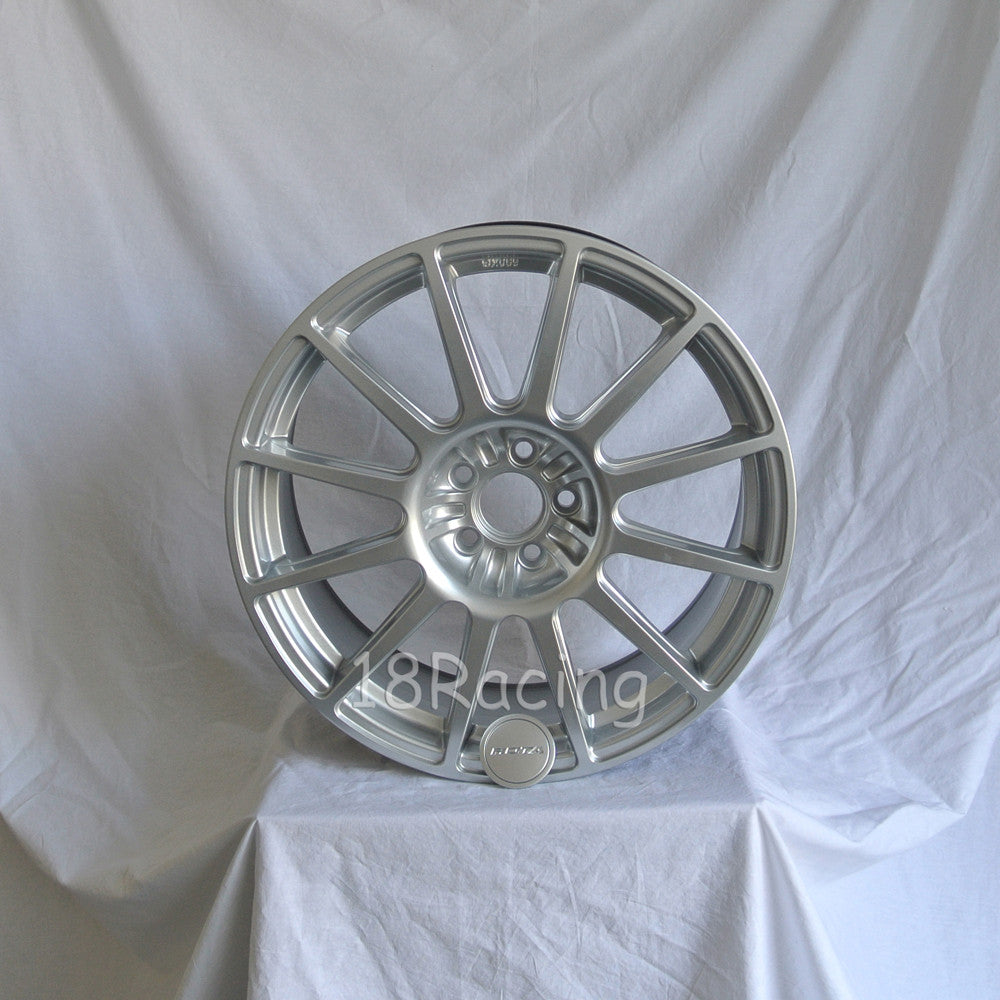 Rota Wheels Gravel 1880 5X100 48 56.1 Hypersilver