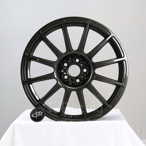 Rota Wheels Gravel 1885 5X100 44 56.1 Gunmetal