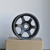 Rota Wheels Grid 1670 4X100 40 67.1 Flat Black