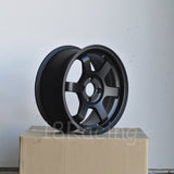Rota Wheels Grid 1570 4X100 38 67.1 Flat Black