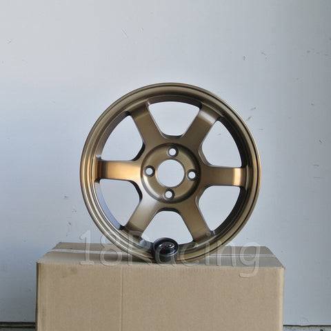 Rota Wheels Grid 1670 4X100 40 67.1 Full Royal Sport Bronze