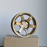 Rota Wheels Grid 1565 4X100 38 67.1 Full Royal Sport Bronze
