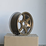 Rota Wheels Grid 1570 4X100 38 67.1 Full Royal Sport Bronze