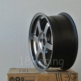 Rota Wheels Grid 1670 4X108 42 63.35 HYPERBLACK