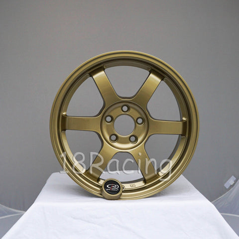 Rota Wheels Grid 1670 5X100 40 73 Gold