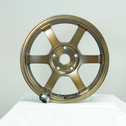 Rota Wheels Grid 1670 5X100 40 73 Full Royal Sport Bronze