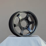 Rota Wheels Grid 1680 6X139.7 20 110 Hyperblack