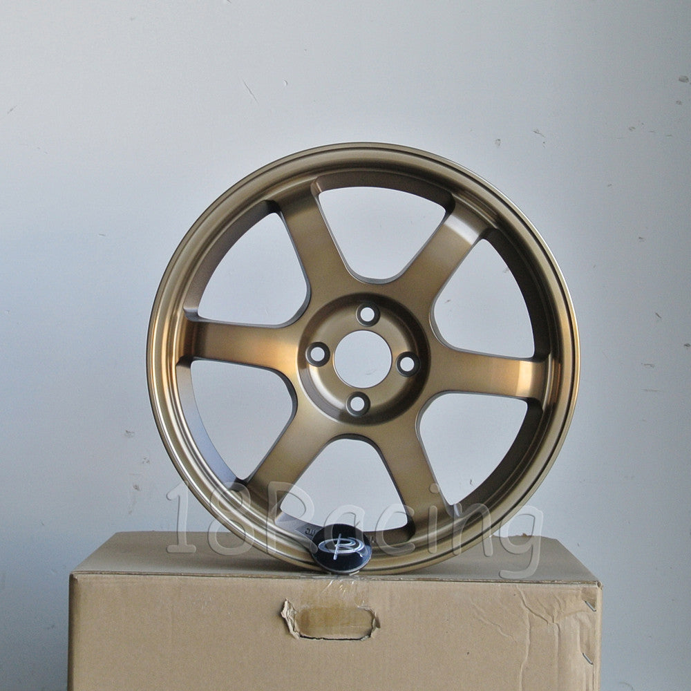 Rota Wheels Grid 1780 4x114.3 35 73 Full Royal Sport Bronze
