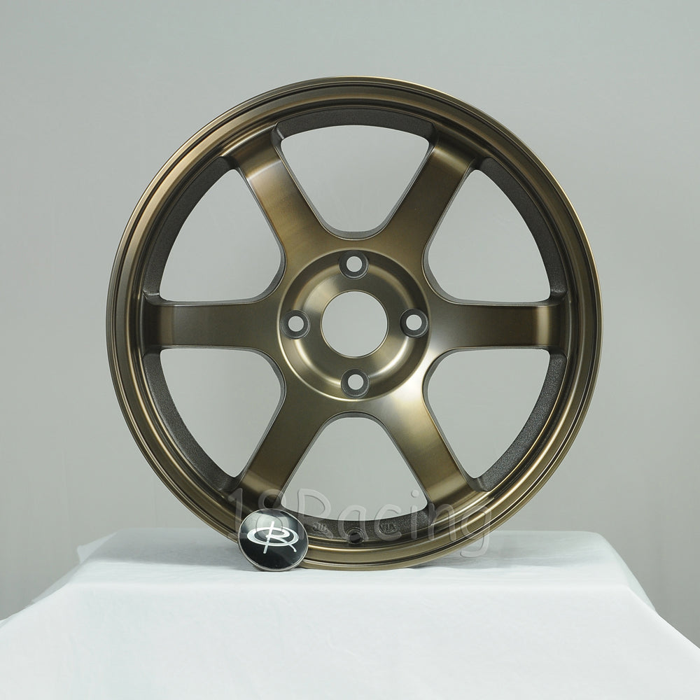 Rota Wheels Grid 1790 4x114.3 12 73 Full Royal Sport Bronze