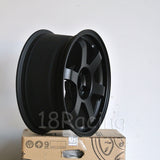 Rota Wheels Grid 1780 5x100 44 73 Satin Black