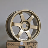 Rota Wheels Grid 1780 5x100 44 73 Gold
