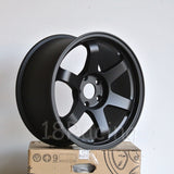 Rota Wheels Grid 1790 5x114.3 42 73 Flat Black
