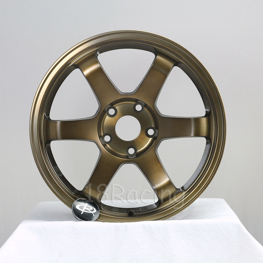 Rota Wheels Grid 1790 5x114.3 25 73 Full Royal Sport Bronze