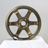 Rota Wheels Grid 1710 5x114.3 50 73 Full Royal Sport Bronze
