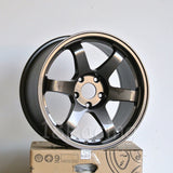 Rota Wheels Grid 1895 5x114.3 20 73 Gunmetal