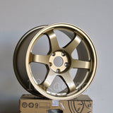Rota Wheels Grid 1790 5x100 42 73 Gold