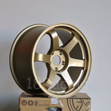 Rota Wheels Grid 1895 5x114.3 38 73 Gold