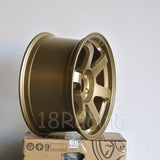 Rota Wheels Grid 1885 5x100 44 73 Gold