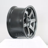 Rota Wheels Grid 1790 5x114.3 25 73 Hyperblack